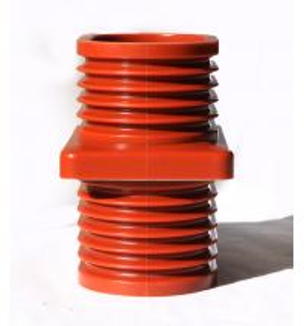 China Epoxy Resin Through Wall Bushing Insulator For Electrical Switchgear wholesale