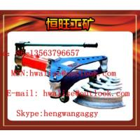 Buy cheap 2 Inch Hydraulic Handl Pipe Bender Machine SWG-2A from wholesalers