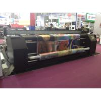 China Sublimation Printing Fabric Textile Digital Printer ID Temperature Control wholesale