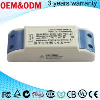 China Dimmable LED Driver 12W 320mA high pf>0.9 leading edge & trailing edge dimming LED Switching power supply wholesale