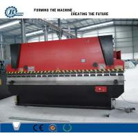 Buy cheap Auto PLC Control Hydraulic Bending Machine For Roofing Sheet , ISO / CE Approved from wholesalers