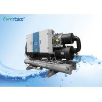 China 96.3 KW Water Source Heat Pump Chiller For Cooling Heating /Sanitary Hot Water on sale
