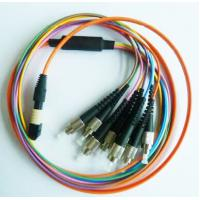 China International standard US Conec MPO to FC Harness & Fanout Cable Assemblies wholesale