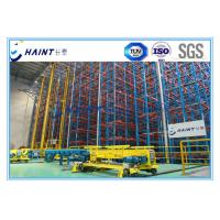 China Heavy Duty ASRS Automated Storage Retrieval System, Automated Warehouse Racking Systems wholesale