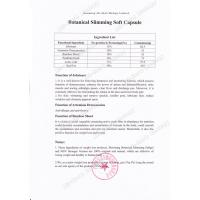 Kunming All-Herb Biology Limited Certifications
