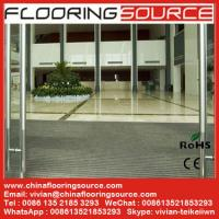 Buy cheap Aluminium Heavy Duty Entrance Foor Mats for High Traffic Building Entrance from wholesalers
