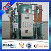 Quality ZJC-T Series Vacuum Used Turbine Oil Purifier for sale