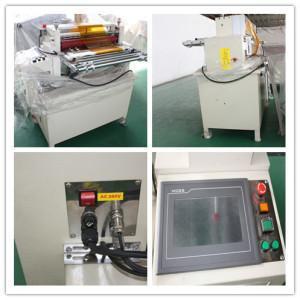 China PE Coated Paper Roll Cutting Machine (DP-360) wholesale