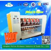 China Box Sheet Making Machine- Electric-Adjustable Type Thin Blade Slitter Scorer wholesale