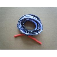 Quality Double Color Plastic Tip Premium Nylon Shoe Laces Extra Long Multi Colored for for sale