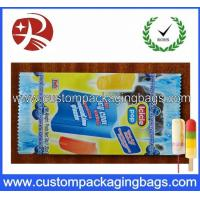 China  2013 High Quality Plastic Food Packaging Bags , Printing Ice Vream Cone Bags  for sale