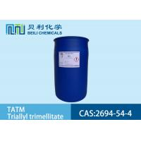 China Pale yellow liquid  Triallyl Trimellitate 2694-54-4 TATM as Highly Effective Crosslinker wholesale