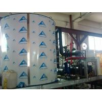 China R22 Refrigerants Industrial Ice Maker , Containerized Flake Ice Plant wholesale