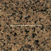 China Saudi Tropic Brown Granite Tiles, Natural Brown Granite Tiles on sale