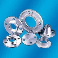 Quality ANSI Standard Forged Flanges, Made of Carbon Steel/Stainless Steel for sale