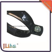 Wholesale Plated Black Color 60mm Size Pipe Wall Clamp With Drop Forged Technology from china suppliers