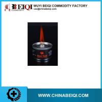 China Fuel wick, heating fuel, warmer, buffet fuel, BBQ fuel, solid alcohol, chafing fuels wholesale