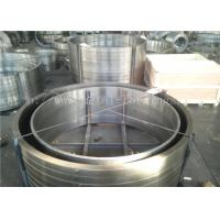 Quality Quenching + Tempering Stainless Steel Forging Ring EN 10250-4:1999 X12Cr13 1.4006 for sale