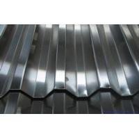 Quality Buildings Roofing Systems Hot Dipped Galvanized Steel Coils For Steel Tiles In Regular Spangles for sale