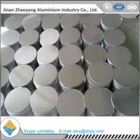 China Aluminium Discs 1050 1060 1100 H14 / H24 / O 0.5mm 1mm 2mm 3mm 5mm Aluminum Wafer wholesale
