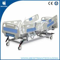 Motor Operated Fully Electric Hospital Beds Four Silent Wheels 125 Mm Of Item 98381158