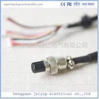 China Terminal camera extension cable 7 Pin Female Bare Copper Connector ROHS wholesale