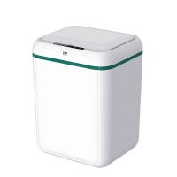 China Smart Home Trash Can 10L Automatic Intelligent Dustbin With UV Disinfection wholesale
