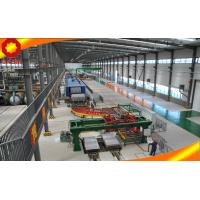 China Full Automatic Calcium Silicate Board Production Line 2400mm - 3000mm Length wholesale