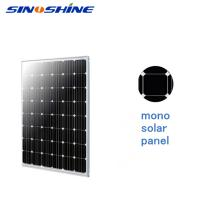 China Factory Directly Selling standard mono solar panel 270w with Solar cell silicon nitride coating wholesale