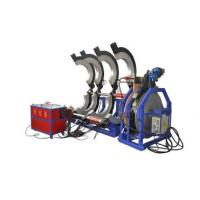 Buy cheap Big Plastic Pipe Welding Machine , Hydraulic Plastic Tube Welding Machine from wholesalers