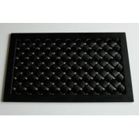 China Indoor / Outdoor Rubber Door Mat Washable Entrance Door Mats 76*45*1.5cm wholesale