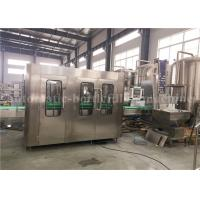 Buy cheap Small Juice Filling Machine Production Line / Automatic Juice Bottling Machine 4 from wholesalers