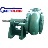 Quality 6/4D-G Series Mechanical Seal Pump V-type V-belt drive ISO9001 for sale