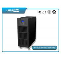 China Double Conversion High Frequency Online Ups Power Supply With Long Backup Time wholesale