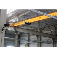 YT Remote Control 5t,10t Single Girder Workshop Overhead Crane with Limit Switch for Sale