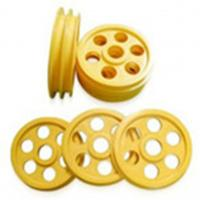 Quality Plastic Pulleys of Wire & Cable for sale