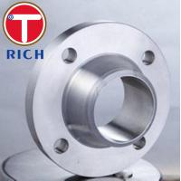 China Forged Tube Machining Weld Neck Flange For Machinery Parts ANSI B16.5 DN15 - DN1200 wholesale