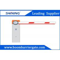 China Auto Parking Lot Boom Barrier Gate Smart Car Access Control Management wholesale