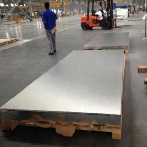 China 3004 Grade Aluminium Alloy Plate High Strength H112 Temper For Aluminum Can wholesale