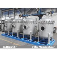China Multi-bags Filter Housing  CE/ISO9001/ASME wholesale