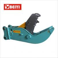 China excavator attached crusher used in demolition and recycling applications. wholesale