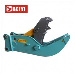 China Hydraulic Construction Demolition Machine 12-45t Excavator Concrete Crusher, Waste Recovery machine wholesale