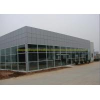 China Frame Steel Structure Multi Storey Pre Engineered Steel Buildings For Project wholesale