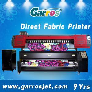 China 100% Cotton Direct to Print Textile Sublimation Printing Machine 1.8m wholesale