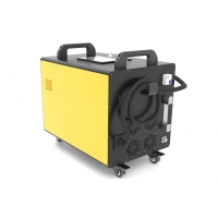 Buy cheap 100W Fiber Handheld Laser Paint and Rust Remov Metal Stainless Steel Fiber Laser from wholesalers