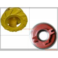 China Environmental Pump Replacement Parts Impeller For Centrifugal Pump Cast Process wholesale