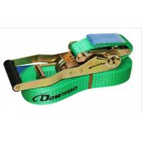 China 100% polyester ratchet tie down on sale