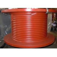 China High Efficiency Red Lebus Sleeve 420mm Length With High Strength Steel wholesale