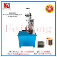 China heating element machine for RS-328PLC Resistance Winding Machine by feihong machinery wholesale
