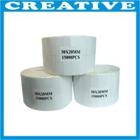China direct thermal labels wholesale